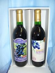 ブルーベリーワインセット
